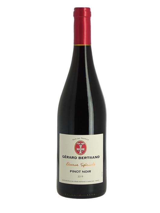 Pinot noir « réserve spéciale » Gérard Bertrand 2017