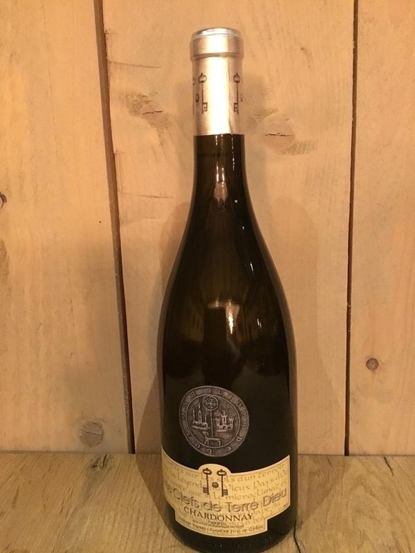 Les Clefs de Terre Dieu, IGP Pays d'OC, Chardonnay vieilles vignes, élevé en fût 2017
