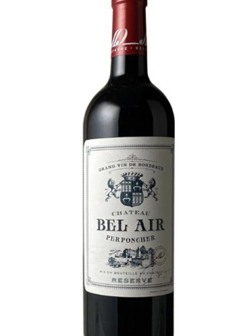 Château Bel Air Perponcher Grand vin de Bordeaux