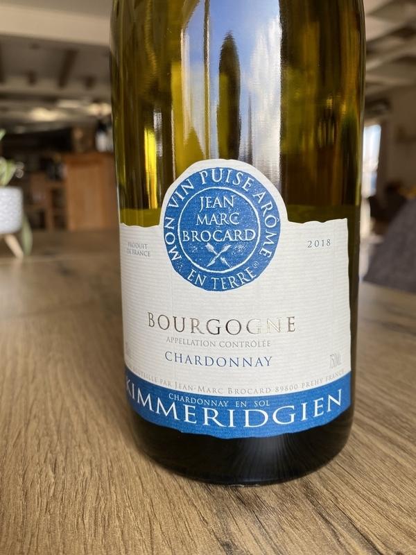Domaine Brocard Bourgogne Kimmeridgien - 2018