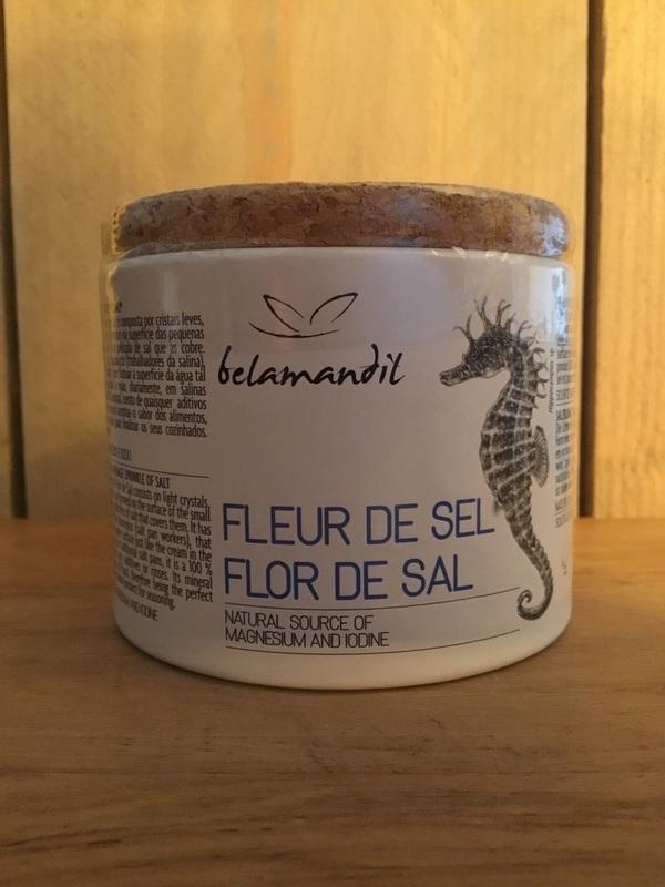 Fleur de sel 125gr BELAMANDIL