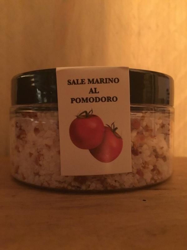Zout met tomaten 120gr CASALA PARADISIO