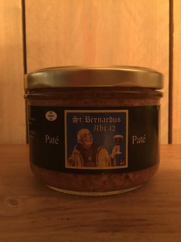 Paté met Sint Bernardus 12° 180gr