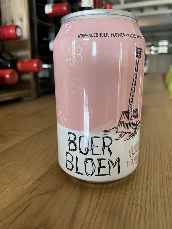 Boerbloem alcoholvrij bier
