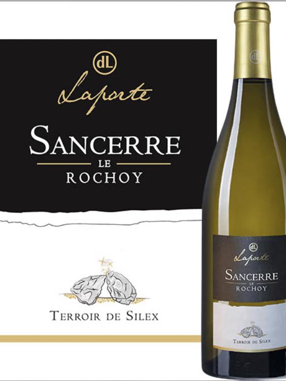 """Sancerre Blanc """"Le Rochoy"""" Bio, Terroir Silex, Domaine Laporte 2020"""